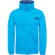 The North Face Resolve Jacket Men Hyper Blue/Shady Blue